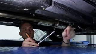 Установка порогов для Hyundai Tucson, Kia Sportage 4