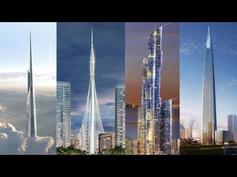 Top 10 Tallest Skyscrapers in the World by 2030