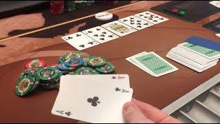 The Pot Gets Huge And I've Got It! SPECIAL GUEST - Poker Vlog Ep 75