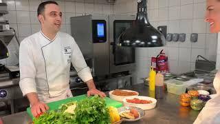Al Maeda Restaurant NYE 2019 - Chef Interview