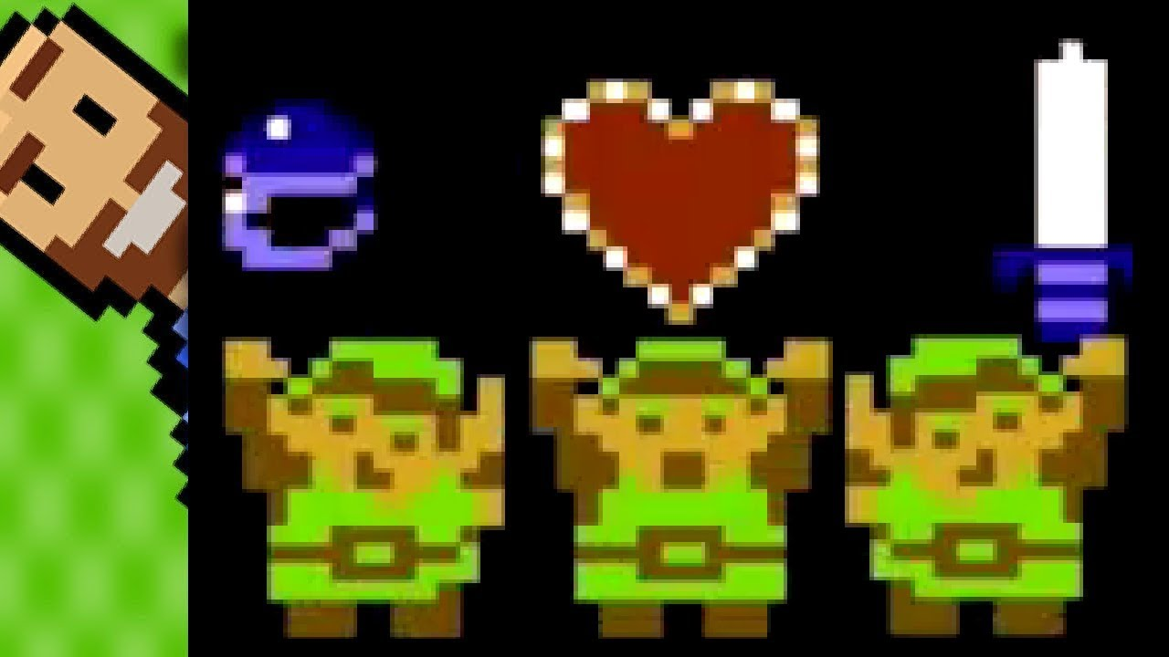 EARLY GAME SECRETS - 3 Extra Hearts, Sword Upgrade, MORE | Legend of Zelda (Part 1) | NES Classic