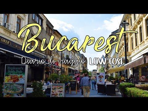 Bucarest: diario di viaggio LOW COST