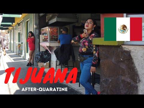 Come visit Tijuana after Quarantine    Walk With Me Zona Norte
