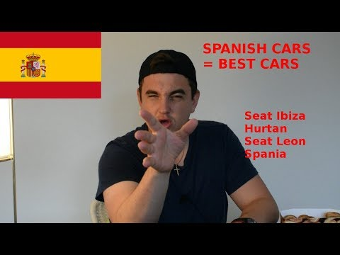 How to Pronounce Spanish Car Names
