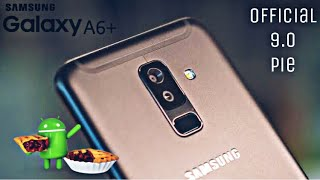 Update system android in sumsung galaxy a6