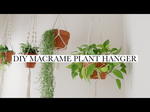 how-to-make-a-macrame-plant-hanger