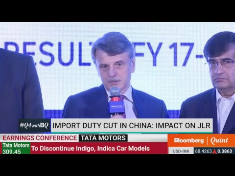 Q4 With BQ: Tata Motors' Earnings Conference