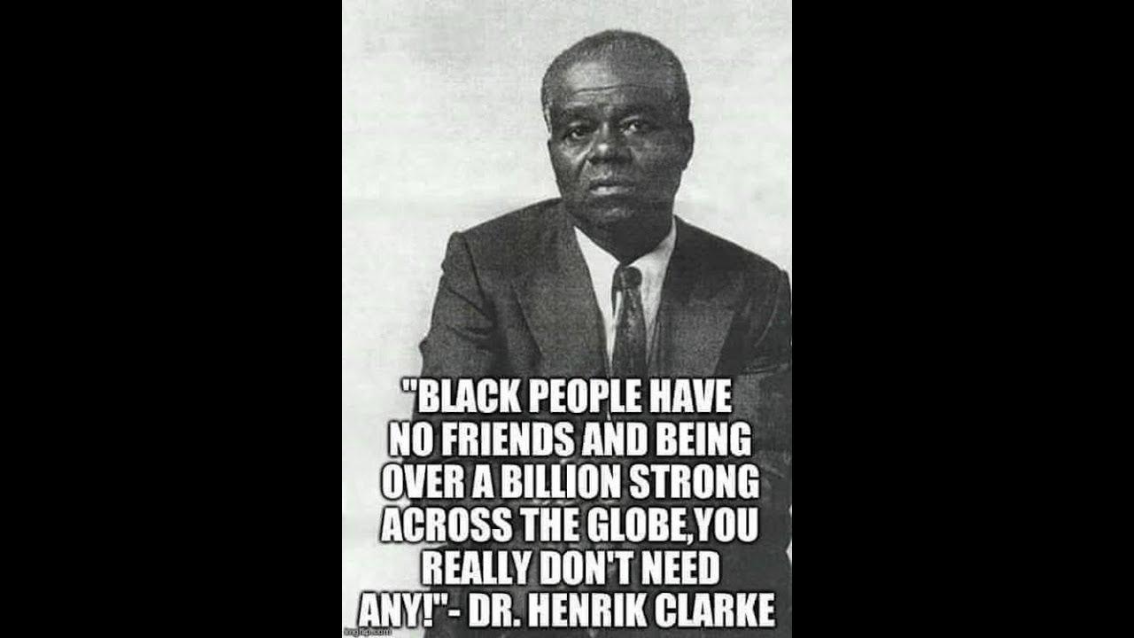 Defending The Black Nation: Cultural Heritage :