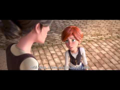 Balerína - Leap! 2016 Trailer CZ HD