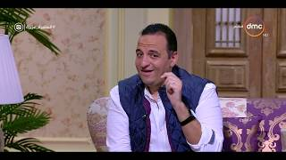 شاهد| هشام إسماعيل يبدع في تقليد «النابلسي وعادل أدهم وعمرو أديب»