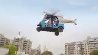 flying rikshaw pakistani science funy videos