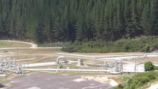 Wairakei Geothermal Power