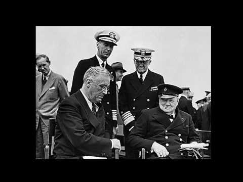 Churchill, Roosevelt, Stalin, and the Origins of the Grand Alliance