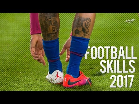 Football Skills !!!!! [You Must See]