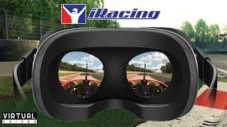 My VR Settings iRacing 2019 WMR - 1 minute tutorial