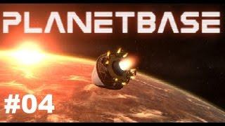 Planetbase - großer Stromausfall - Gameplay Deutsch #04