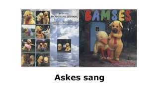Bamses Billedbog - Askes sang