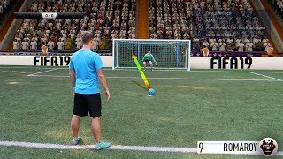 FIFA 19 Penalties In Real Life