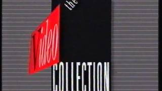 The Video Collection (1984) VHS UK Logo