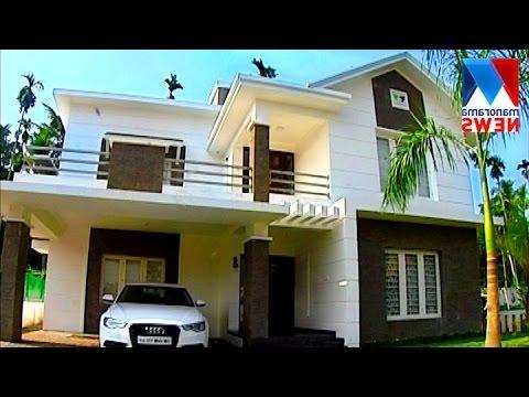 Blue rain villa in Aluva   Veedu   Old episode   Manorama News