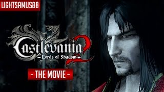 Castlevania Lords of Shadow 2 - The Movie (All Cutscenes, Complete Story)