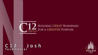 C12 - Josh K Testimonial Video 2