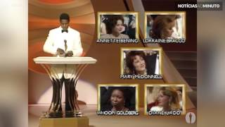 Reveja 7 melhores reações à entrega do Oscar