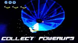 Tempest X3 PS1 gameplay