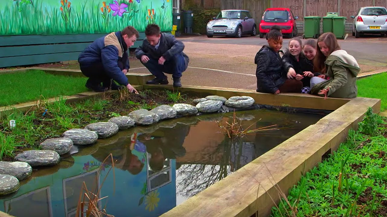 Stopping Flooding With Sustainable Gardens | Bang Goes The Theory ...
