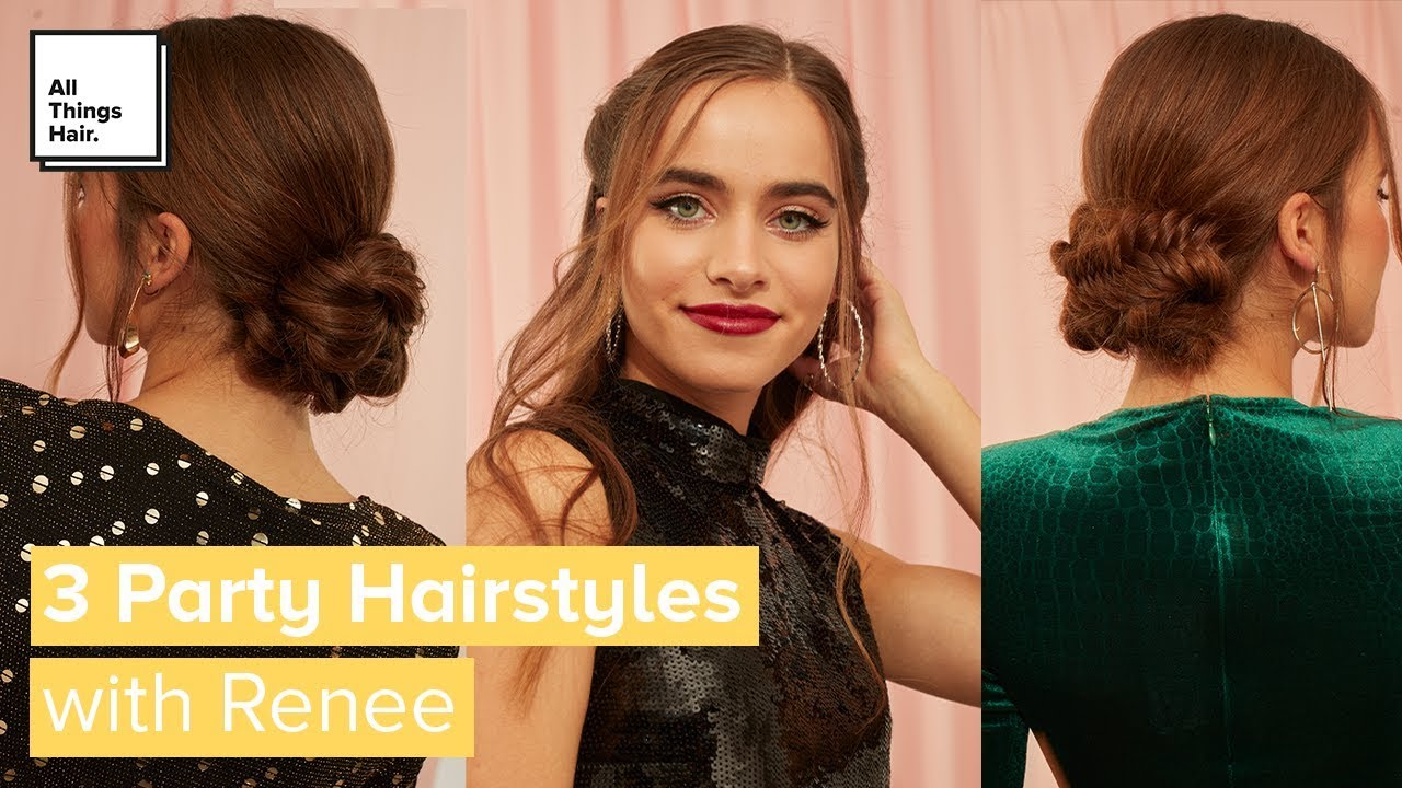 63 Best Party Hairstyles For Every Hair Length