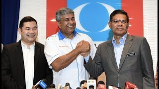 Port Dickson MP announces resignation, makes way for Anwar