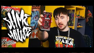 ReAction - Super 7 wave 2 Aliens Blind Box Unboxing - Slime House TV