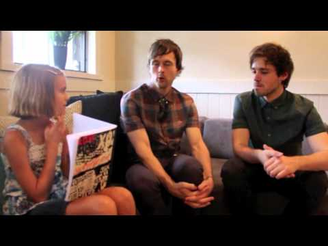 Kids Interview Bands - Atlas Genius
