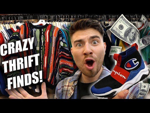 INCREDIBLE THRIFT FINDS! Trip to the Thrift #296