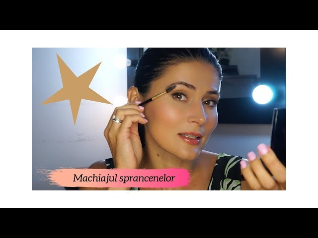 Machiaj sprancene | Sprancene perfecte