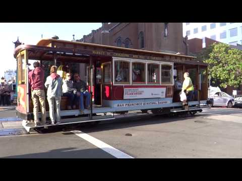 San Francisco, California - Cable Car HD (2014)