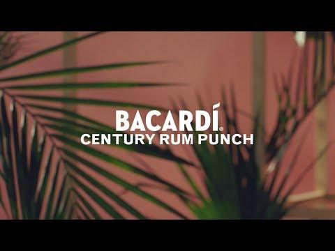 BACARDÍ Century Rum Punch