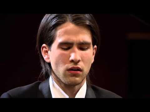 Georgijs Osokins – Nocturne in B major Op. 62 No. 1 (first stage)