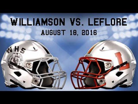 Williamson vs LeFlore 2016