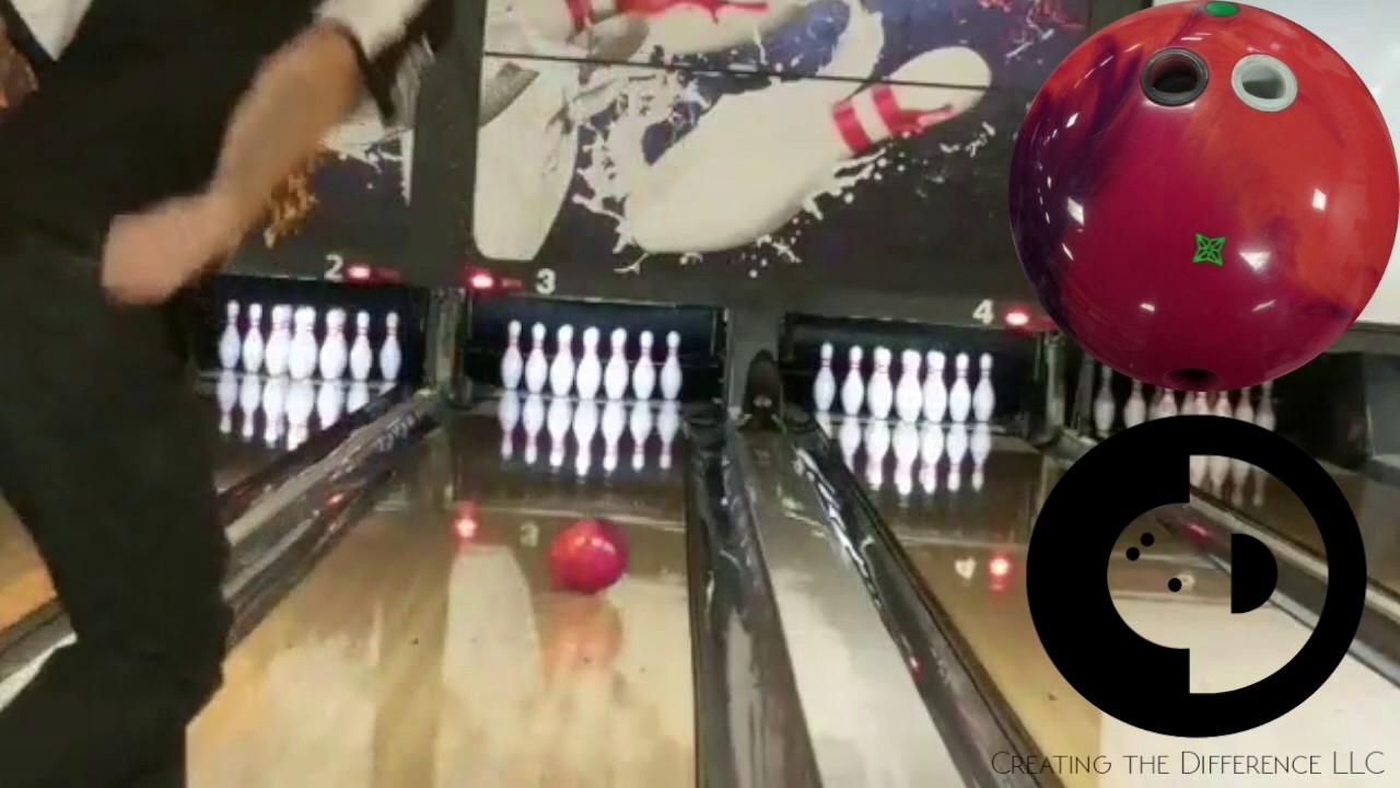 roto grip hustle ink. Roto Grip Hustle Purple Raspberry Orange Bowling Ball Video Review Ink