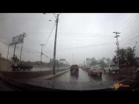 Driving In Honduras 54