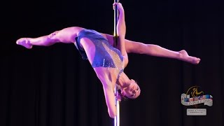 World Pole Dance Championships 2016 - Angelica Jupiter  / ITALY