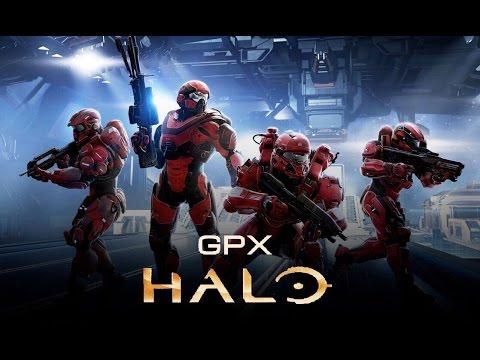 GPX на Halo Universe Competition 2017