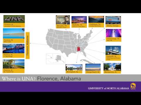 Study Abroad  | Study in University of North Alabama, USA -