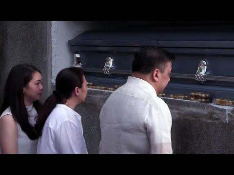 Atio laid to rest
