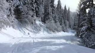Road trip to Ski Canada!