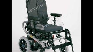 Инвалидная коляска с электроприводом Отто-Бокк А-200, малогабаритное(Технические характеристики и дополнительную информацию можете посмотреть на нашем сайте http://www.met.ru/goods/1908/..., 2013-12-24T13:03:35.000Z)