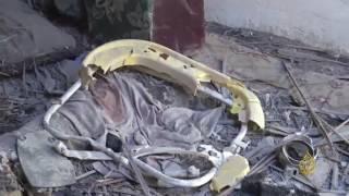 قتلى وجرحى شرق تعز بقصف لمليشيا الحوثي