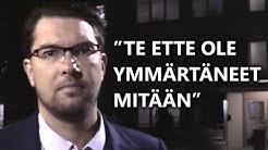 Jimmie Åkessonin suorasanainen vaalivideo