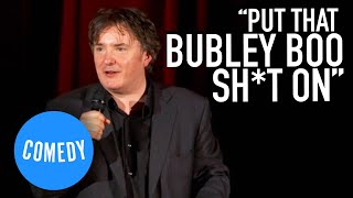 Dylan Moran 'Michael Bublé Makes Serial Killer Music' | OFF THE HOOK | Universal Comedy